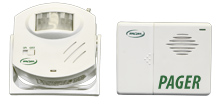 TL-5102MP - Caregiver Pager with Bed Exit Alarm for the Elderly