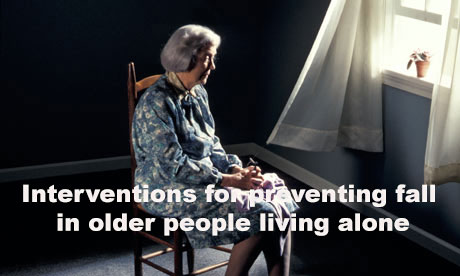 Interventions-for-preventing-fall-in-older-people-living-alone