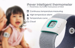 iFever – Intelligent Thermometer