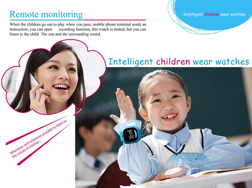 GPS Tracker Watch for Children - Images 04