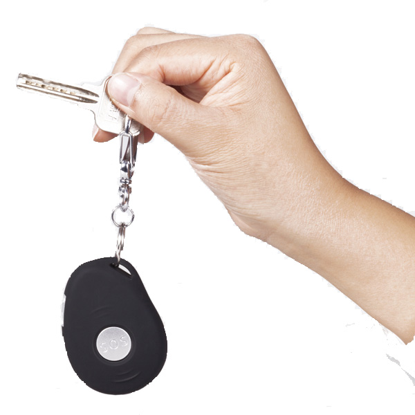 GPS Key Chain Tracker