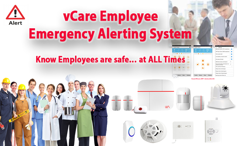 vCare Employee Emergency Alerting System