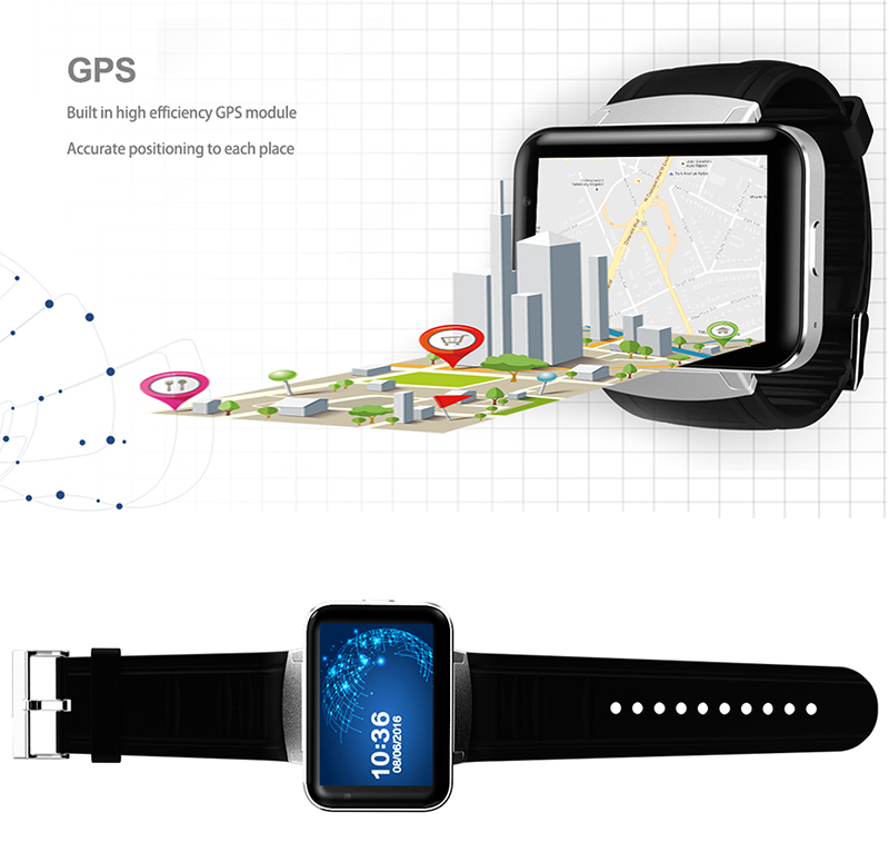 3G Video Watch for Kids - Adults -GPS