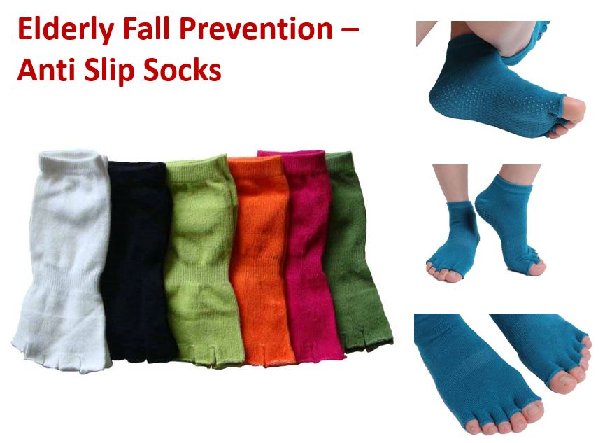 Elderly Fall Prevention -Anti Slip Socks - Main