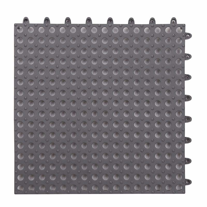 Fall Prevention - Anti Slip Floor Mat - Grey - S